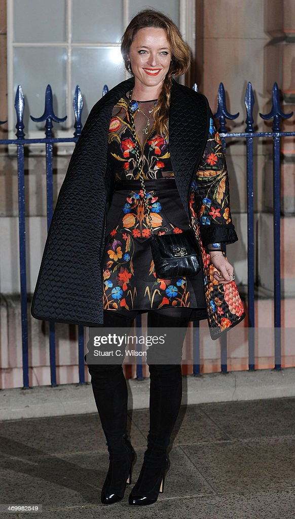 <a gi-track='captionPersonalityLinkClicked' href=/galleries/search?phrase=Alice+Temperley&family=editorial&specificpeople=213399 ng-click='$event.stopPropagation()'>Alice Temperley</a> attends the Creative London party hosted by the British Fashion Council, British Academy of Film and Television Arts and The British Recorded Music Industry during London Fashion Week AW14 at Spencer House on February 17, 2014 in London, England.