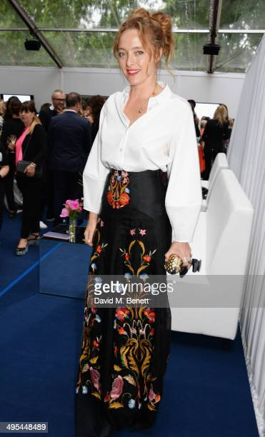 Alice Temperley attends the Glamour Women of the Year Awards in Berkeley Square Gardens on June 3 2014 in London England