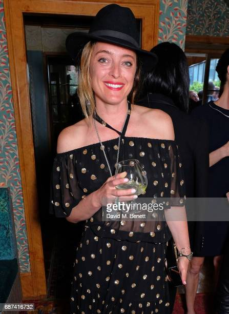 Alice Temperley attends the Leuser Ecosystem Action Fund hosted by Ben Goldsmith and Sarah Woodhead at 5 Hertford Street in collaboration with CIROC...