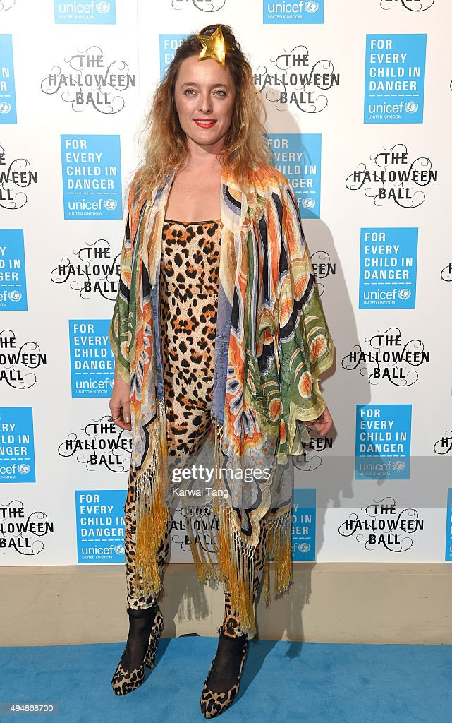 <a gi-track='captionPersonalityLinkClicked' href=/galleries/search?phrase=Alice+Temperley&family=editorial&specificpeople=213399 ng-click='$event.stopPropagation()'>Alice Temperley</a> attends the UNICEF Halloween Ball at One Mayfair on October 29, 2015 in London, England.