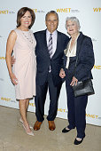 Alice Wolterman Joe Torre and actress Angela Lansbury attend the 2016 WNET Gala Salute to New York at The Plaza Hotel on June 14 2016 in New York City