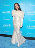 Alicia Bythewood attends 2011 UNICEF Snowflake Ball at Cipriani 42nd Street on November 29 2011 in New York City