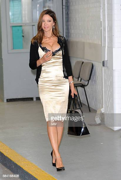 Alicia Duvall at The ITV Studios on July 28 2016 in London England