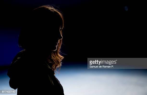 Alicia Fernandez Portrait Session on July 15 2017 in Madrid Spain