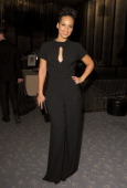 Alicia Keys attends 8th Annual Children's Rights Benefit at Four Seasons Restaurant New York on October 7 2013 in New York City