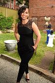 Alicia Keys attends the Stella McCartney Spring 2016 Resort Presentation on June 8 2015 in New York City