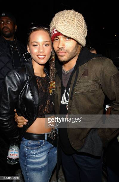 Alicia Keys during The Z100 Jingle Ball 2001 at Madison Square Garden at Madison Square Garden in New York City New York United States