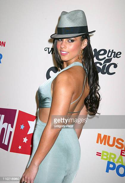 A Concert To Benefit The VH1 Save The Music Foundation Red Carpet Arrivals at Beacon Theatre in New York City New York United States