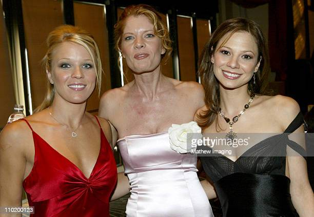 Alicia Leigh Willis Michelle Stafford and Tamara Braun