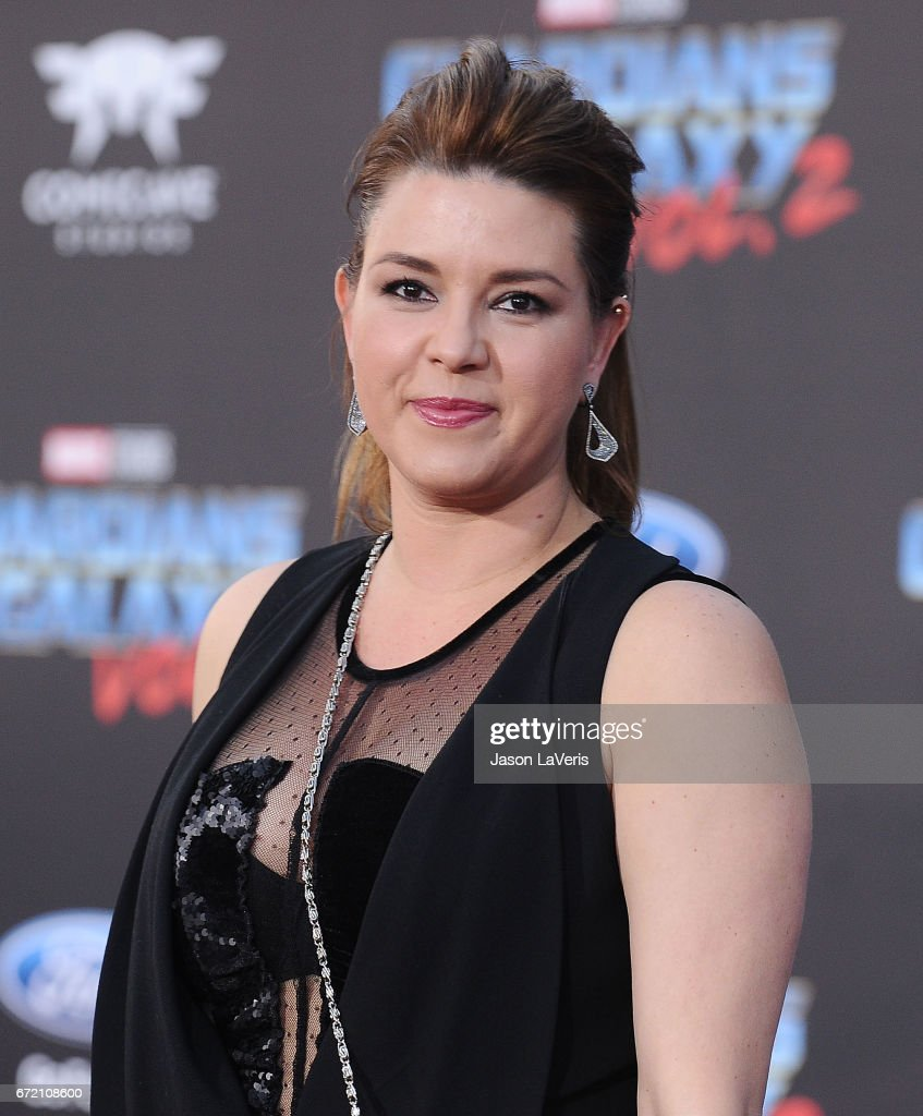 Alicia Machado attends the premiere of 'Guardians of the Galaxy Vol. 2' at Dolby Theatre on April 19, 2017 in Hollywood, California.