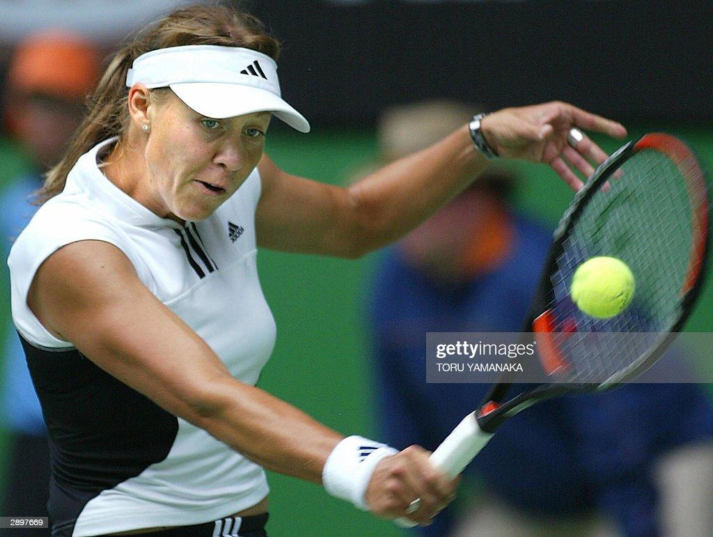 2004 Australian Open – Women's Singles #