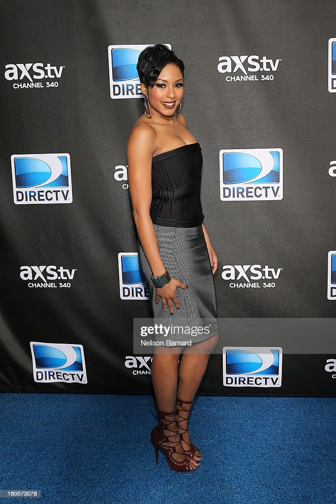 Alicia Quarles attends DIRECTV Super Saturday Night Featuring Special Guest Justin Timberlake & Co-Hosted By Mark Cuban's AXS TV on February 2, 2013 in New Orleans, Louisiana.