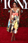 Alicia Quarles attends the 70th Annual Tony Awards at The Beacon Theatre on June 12 2016 in New York City