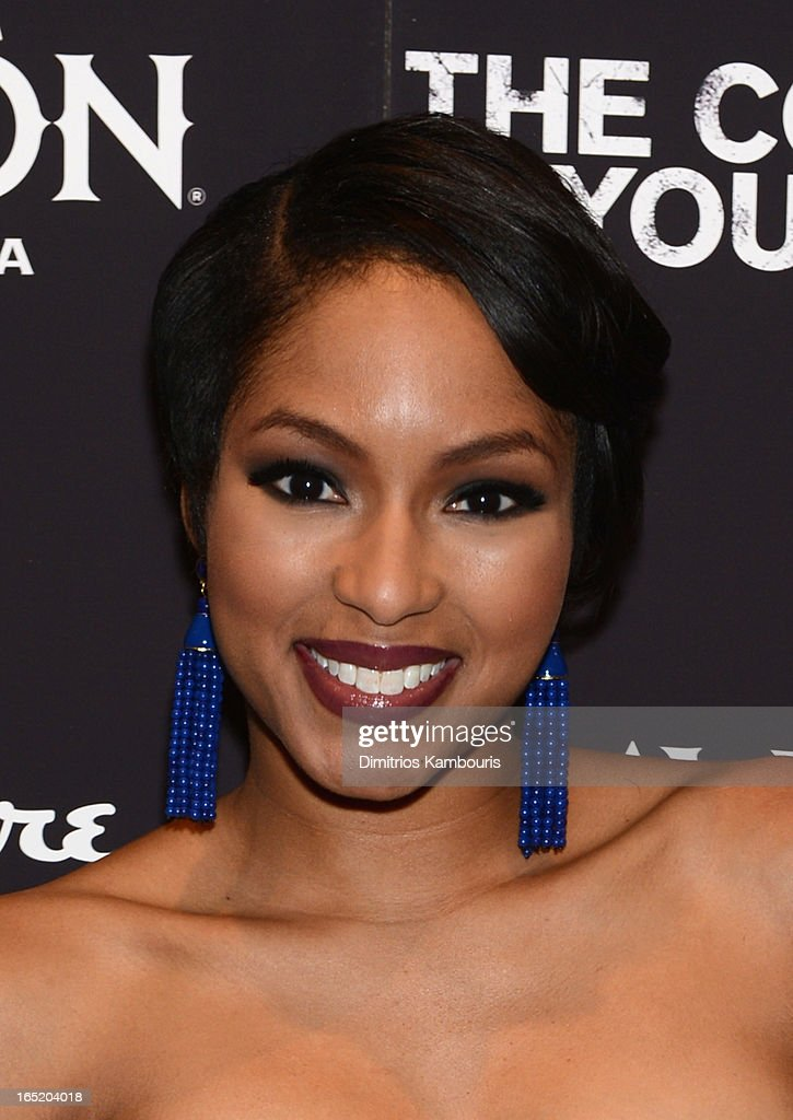 Alicia Quarles attends 'The Company You Keep' New York Premiere at MOMA on April 1, 2013 in New York City.