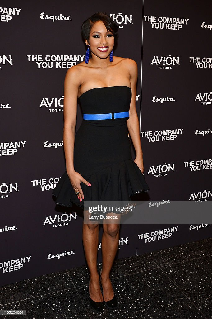 Alicia Quarles attends 'The Company You Keep' New York Premiere at The Museum of Modern Art on April 1, 2013 in New York City.
