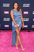 Alicia Quarles attends the VH1 Hip Hop Honors All Hail The Queens at David Geffen Hall on July 11 2016 in New York City