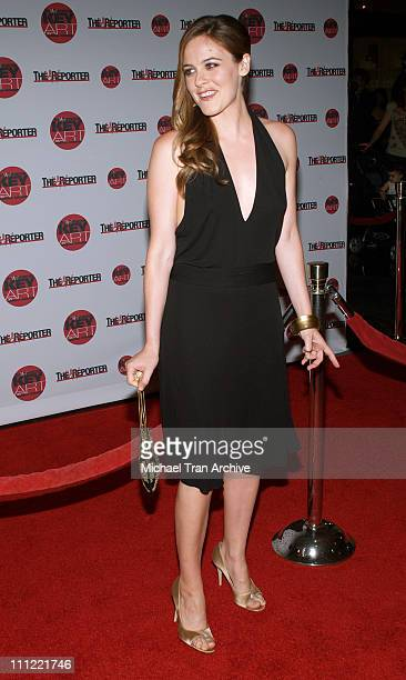 Alicia Silverstone during The Hollywood Reporter Celebrates the 35th Annual Key Art Awards Arrivals at Kodak Theatre in Hollywood California United...