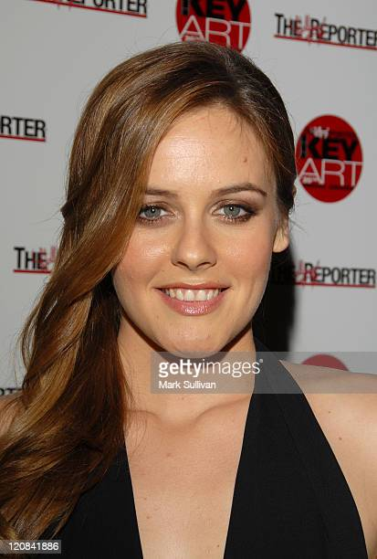 Alicia Silverstone during The Hollywood Reporter's 35th Annual Key Art Awards Backstage at Kodak Theatre in Hollywood California United States