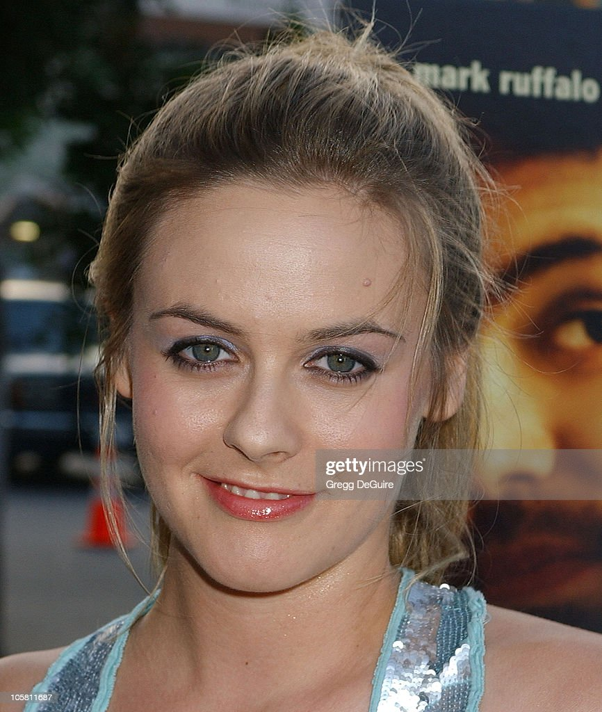 Alicia Silverstone during 'We Don't Live Here Anymore' Los Angeles Premiere - Arrivals at Director's Guild of America in Hollywood, California, United States.