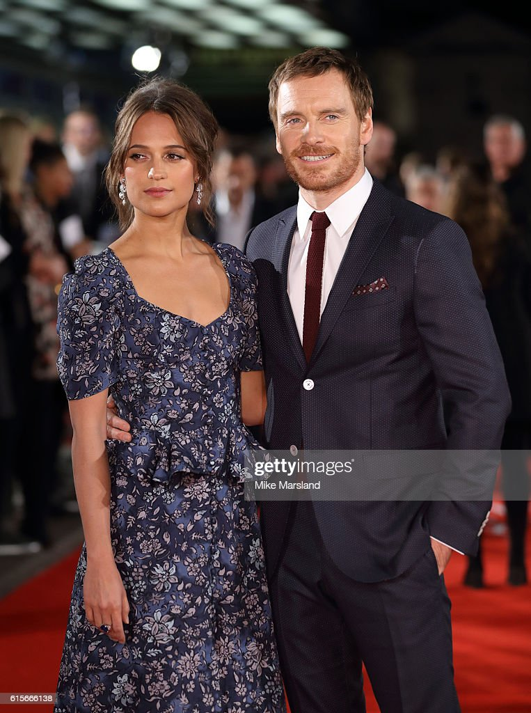 """The Light Between Oceans"" - UK Premiere - Red Carpet Arrivals"