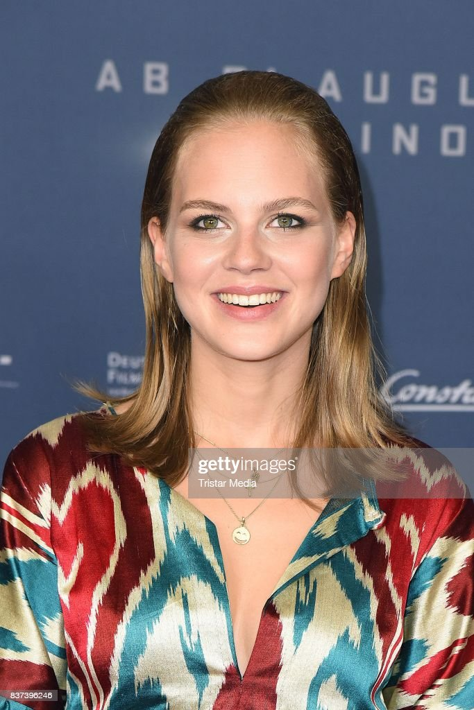 Alicia von Rittberg attends the premiere of 'Jugend ohne Gott' at Zoo Palast on August 22, 2017 in Berlin, Germany.