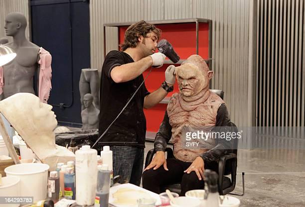 OFF 'Alien Apocalypse' Episode 410 Pictured J J Anthony Kosar