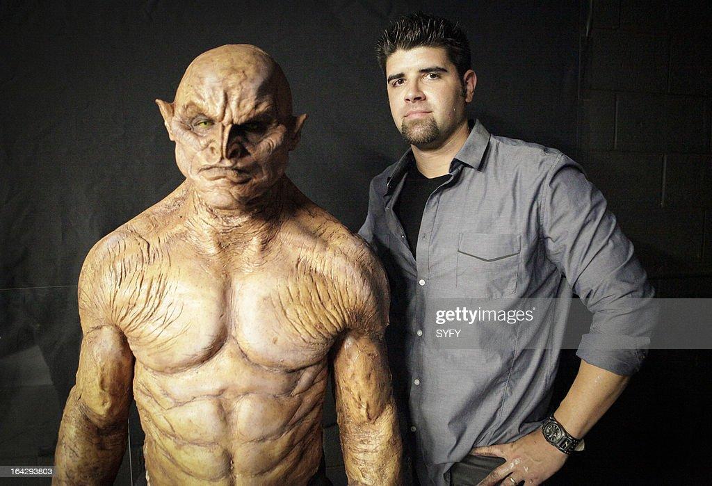 OFF -- 'Alien Apocalypse' Episode 410 -- Pictured: Wayne Anderson --
