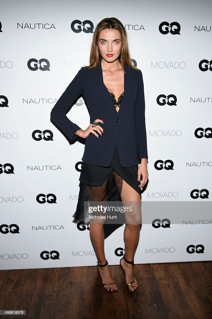 GQ Gentlemen's Fund Cocktail Reception + Awards Ceremony