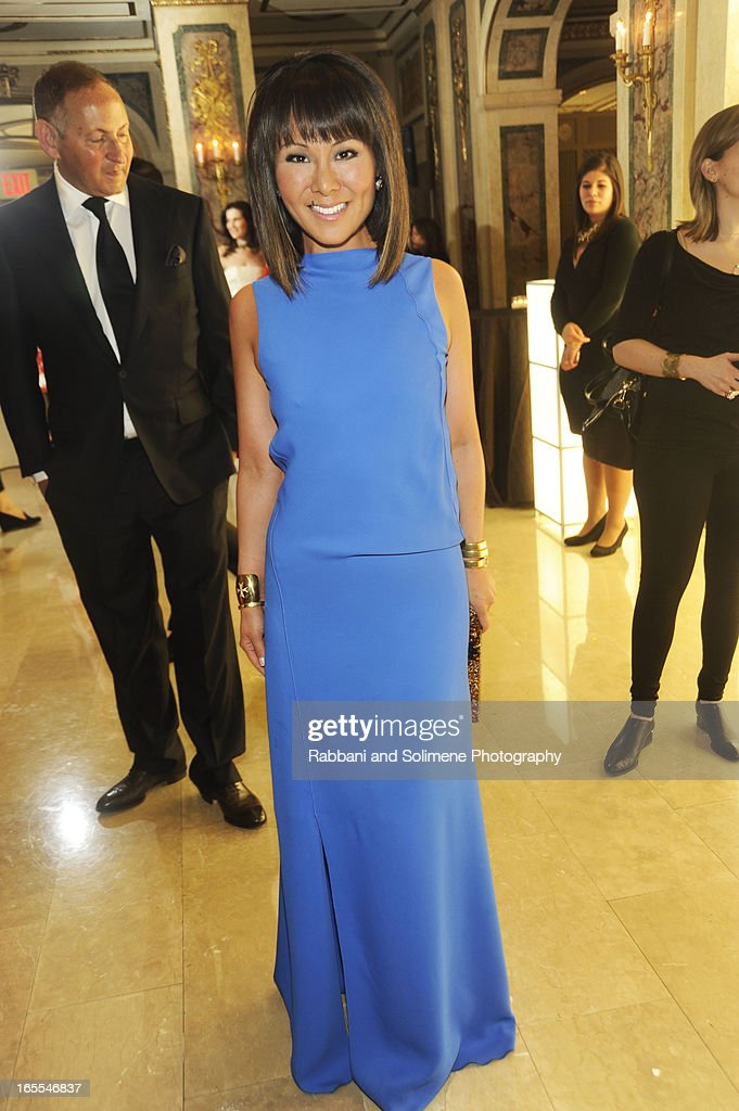 Alina Cho attends the 2013 Henry Street Settlement Spring Gala Dinner Dance at The Plaza Hotel on April 4, 2013 in New York City.