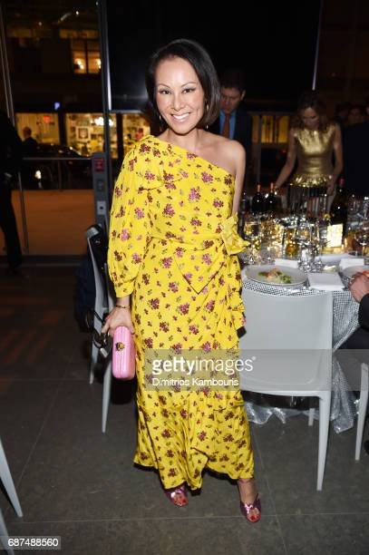 Alina Cho attends the Whitney Museum's annual Spring Gala and Studio Party 2017 sponsored by Audi and Michael Kors on May 23 2017 in New York City