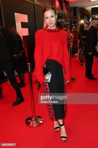 Alina Leshwin during the New Faces Award Film at Haus Ungarn on April 27 2017 in Berlin Germany