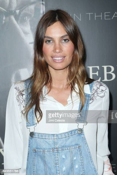 Alina Puscau attends 'Rebel in the Rye' screening and after party hosted by Jean Shafiroff and IFC Films at Metrograph on September 6 2017 in New...