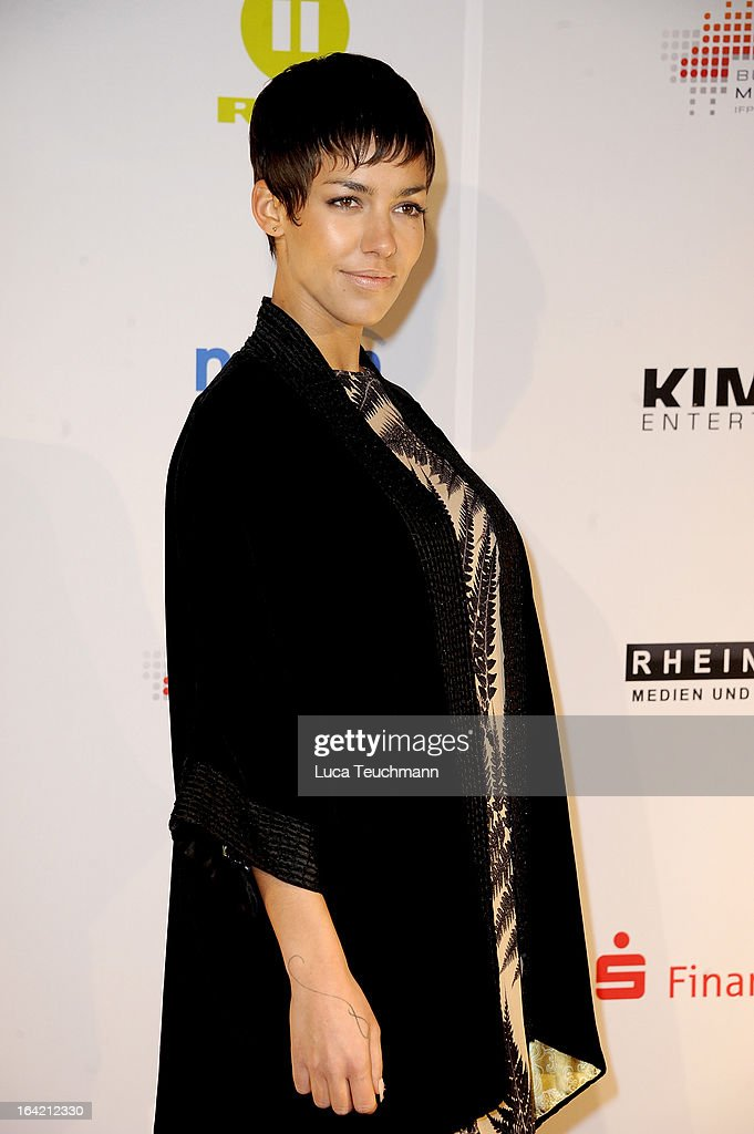 Alina Sueggeler attends the 'Musik Hilft' Charity Dinner at the Grill Royal on March 20, 2013 in Berlin, Germany.