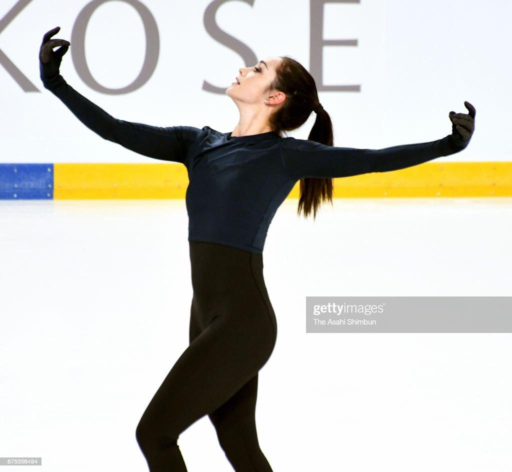 ISU Grand Prix Of Figure Skating Internationaux De France - Previews