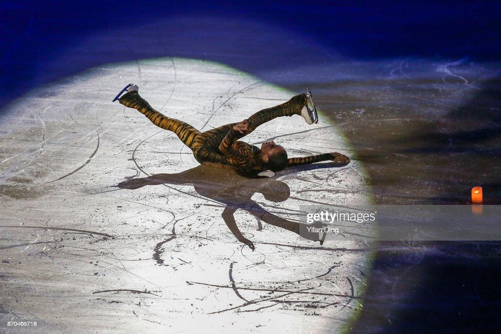 ISU Grand Prix Of Figure Skating - Day 3
