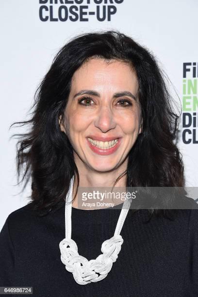 Aline Brosh McKenna attends the 16th Annual Film Independent Directors CloseUp Series Auteur TV Reception at Landmark Nuart Theatre on March 1 2017...