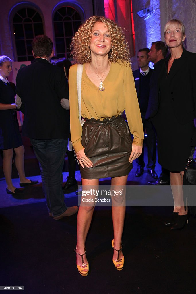 Aline von Drateln attends the Generation Sky Event at Reithalle on October 30 2014 in Munich Germany