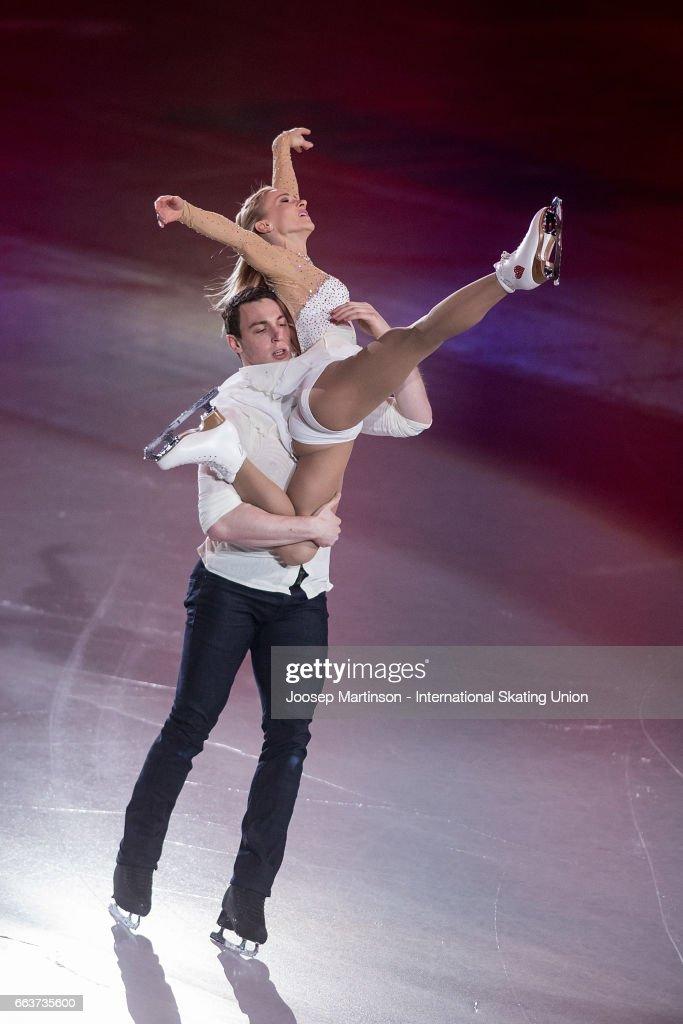 World Figure Skating Championships - Helsinki Day 5