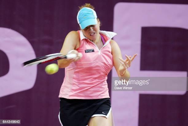 Alisa KLEYBANOVA 16eme Open Gaz de France 2008 Photo Dave Winter / Icon Sport