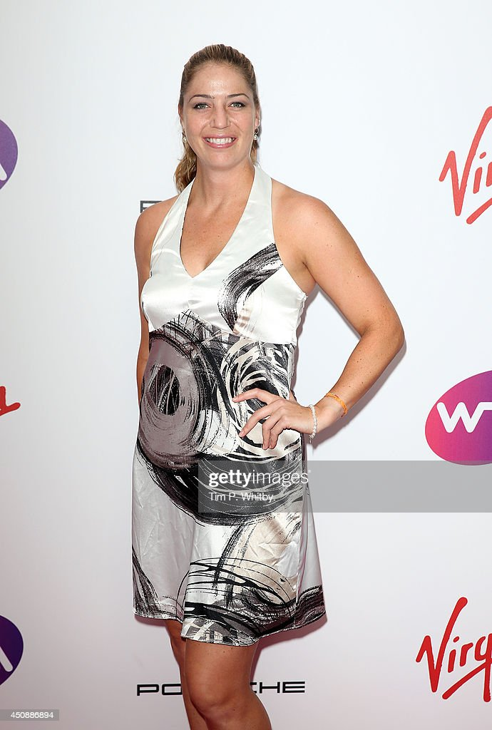 Alisa Kleybanova Getty Images
