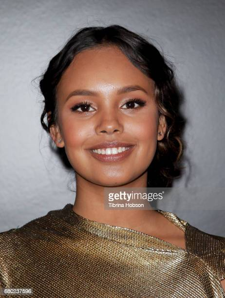 Alisha Boe attends the Netflix FYSEE KickOff event at Netflix FYSee Space on May 7 2017 in Beverly Hills California