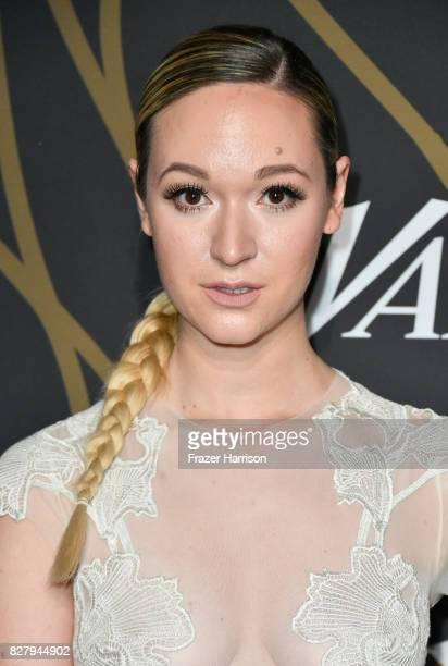 Alisha Marie attends Variety Power of Young Hollywood at TAO Hollywood on August 8 2017 in Los Angeles California