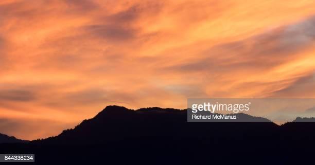 Alishan at dawn