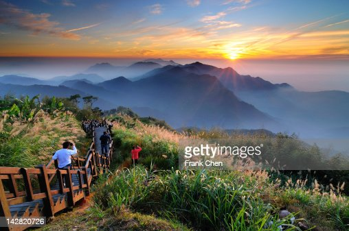 Alishan national scenic area stock photos and pictures getty images