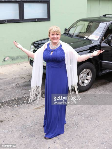 Alison Arngrim is seen on February 26 2017 in Los Angeles California