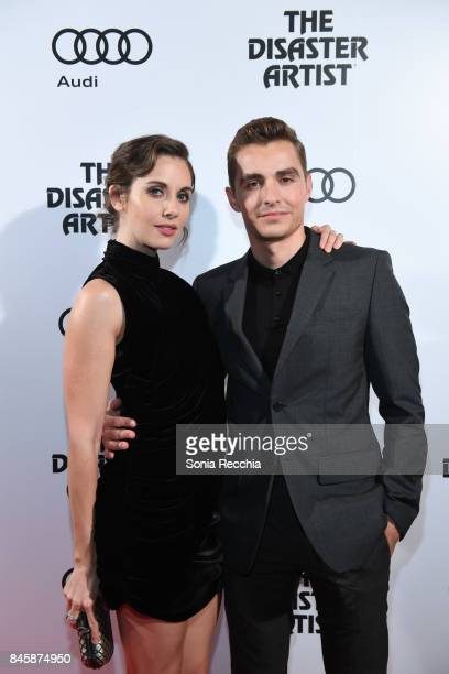 Alison Brie and Dave Franco attend PreScreening Event For 'The Disaster Artist' Hosted By Audi Canada During The Toronto International Film Festival...