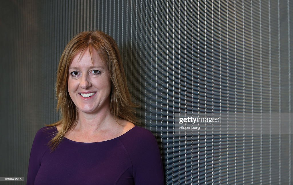 Alison Cooper, chief executive officer of Imperial Tobacco Group Plc, poses for a photograph following an interview at the London Stock Exchange Group Plc's (LSE) headquarters in London, U.K., on Tuesday, Oct. 30, 2012. Imperial Tobacco Group Plc, Europe's second-biggest cigarette maker, reported higher operating profit as the maker of Davidoff cigarettes increased prices to combat declining shipments in Europe. Photographer: Chris Ratcliffe/Bloomberg via Getty Images