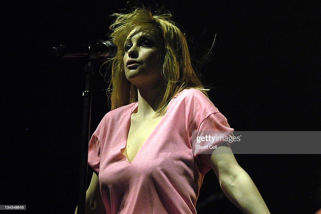 Alison Goldfrapp during Sonar Festival 2006 - Day 3 in Barcelona, Barcelona, Spain.