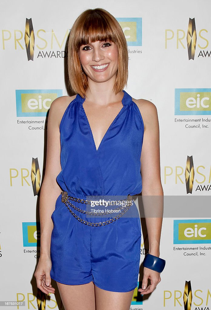 Alison Haislip attends the 17th annual Prism Awards at Beverly Hills Hotel on April 25, 2013 in Beverly Hills, California.