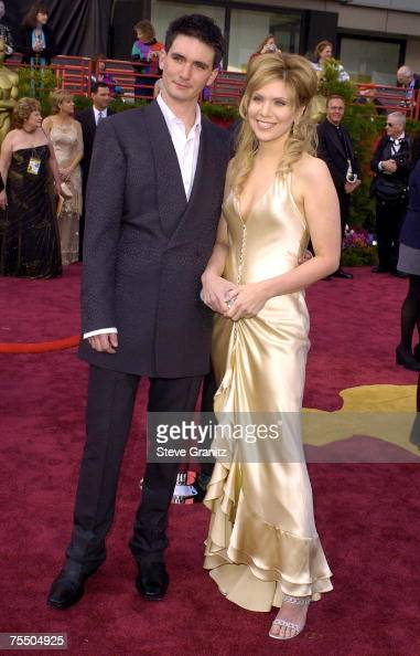 Alison Krauss and husband Mark Richard at the The Kodak Theater in Hollywood California